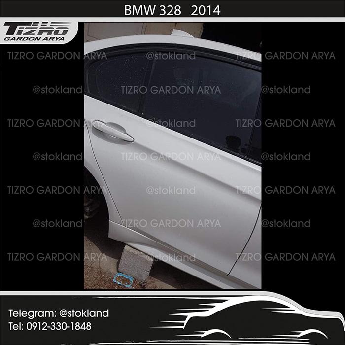 چهار عدد درب / BMW 328 2014
