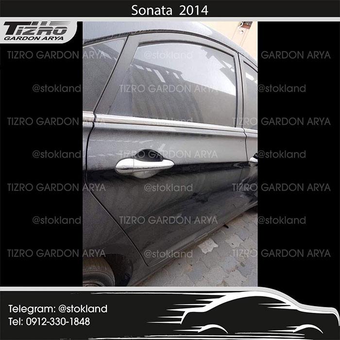 درب عقب راست / Sonata 2014