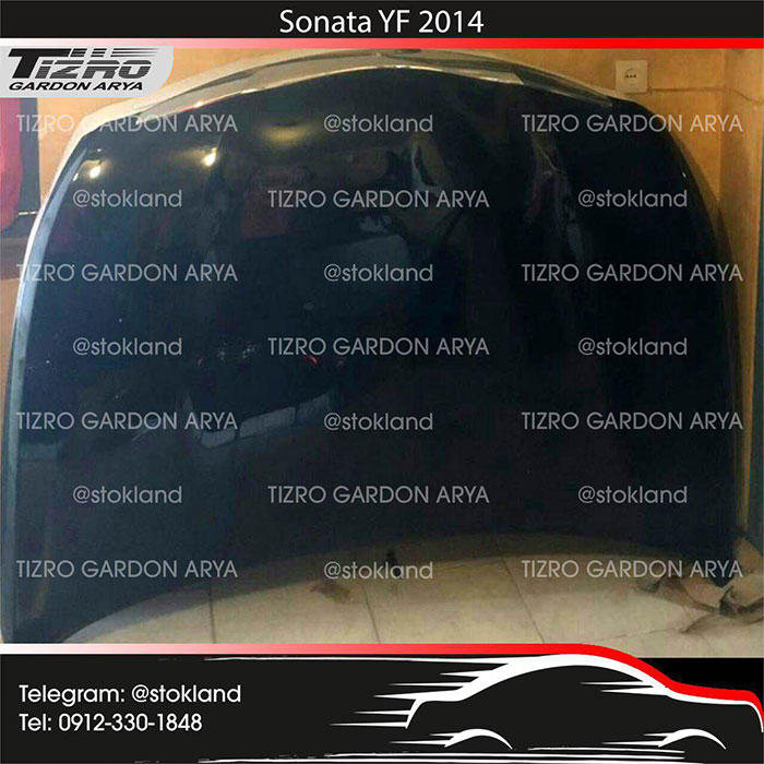 کاپوت / Sonata YF 2014