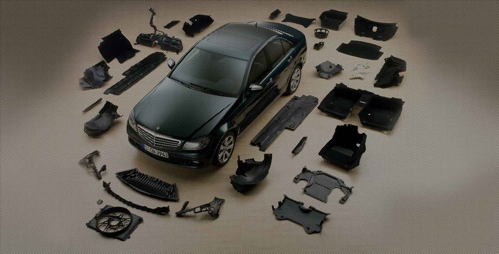 برترین خدمات قطعات خودرو